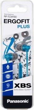 Навушники Panasonic RP-TCM130 Blue (RP-TCM130GEA)