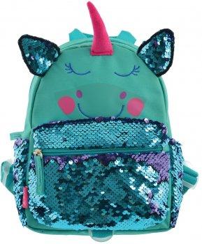 Рюкзак детский Yes K-19 Unicorn 0.2 кг 20x24.5x9 см 5.5 л (556537)