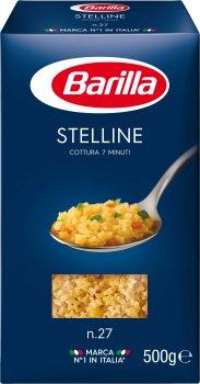 Упаковка макарон Barilla Stelline Стеллине 500 г х 4 шт (8076800315271_8076809578998_5004)