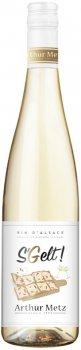 Вино Arthur Metz S'Gelt! Tarte flambée біле сухе 0.75 л 12.5% (3183520705598)