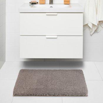 Килимок у ванну кімнату IKEA ALMTJARN 60х90 см Бежевий 404.894.23