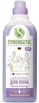 Средство для мытья полов Synergetic Горная лаванда 750 мл (4607971450160)