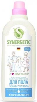 Средство для мытья полов Synergetic Нежная чистота 750 мл (4607971450184)