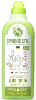 Средство для мытья полов Synergetic Райский сад 750 мл (4607971450177)