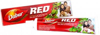 Зубная паста Ред, 100 г, производитель Дабур; Red Toothpaste, 100 g, Dabur