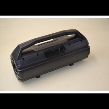 Портативная стерео bluetooth колонка Kimiso KM-S1 Чёрный (IM)
