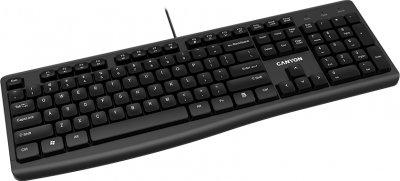Клавіатура дротова Canyon KB-50 USB (CNE-CKEY5-RU)