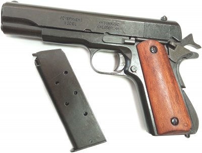 Макет кольта-45 Denix США 1860 року (01/9312)