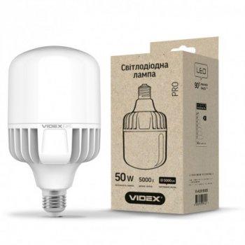 Лампа A118 E27 50Вт 4500Лм 5000К, 24252, Videx