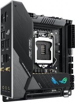 Материнська плата ASUS STRIX_Z490-I_GAMING s1200 Z490 2xDDR4 M. 2 HDMI-DP Wi-Fi!!!BT mITX