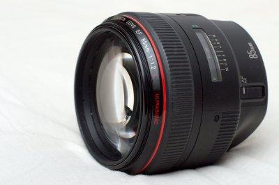 Об'єктив Canon EF 85mm f/1.2 L II USM