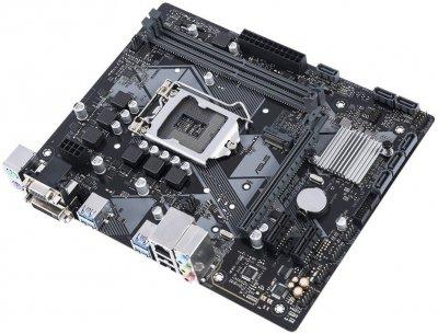 Материнська плата ASUS RIME_B365M-A s1151 B365 4xDDR4 HDMI-DVI-VGA M. 2 Socket 3 mATX
