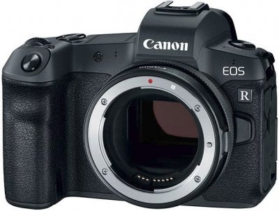 Цифр. фотокамера Canon EOS R body + адаптер EF-RF