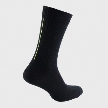 Носки The Pair of Socks Neon Stripe Black 1P-11001BL Чёрные M