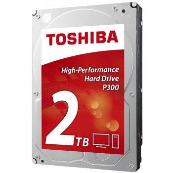 Жорсткий диск 3.5 2TB TOSHIBA (HDWD120UZSVA)