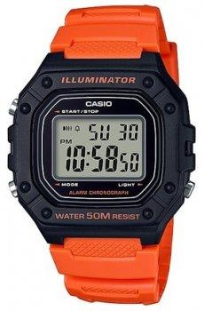 Годинник CASIO W-218H-4B2VEF