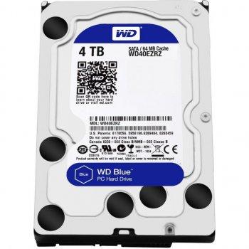 Жорсткий диск WD Blue WD40EZRZ