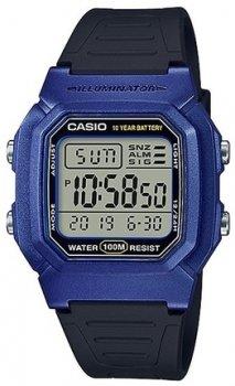 Годинник CASIO W-800HM-2AVEF