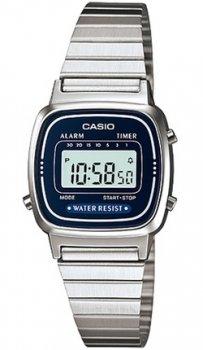 Годинник CASIO LA670WA-2DF