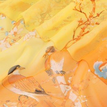 Шарф Traum 2495-271 Оранжевый (4820024952712)