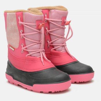 Сапоги Alisa Line Jeans А501 Розовые