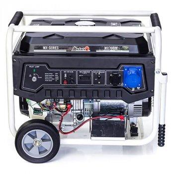 Бензиновый генератор Matari MX7000EA-ATS