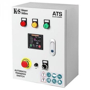 Автоматика ввода резерва Konner&Sohnen KS ATS 4/63HD