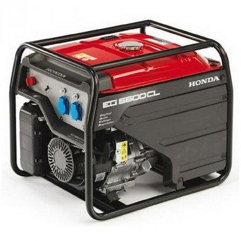 Бензиновый генератор Honda EG 5500 CL