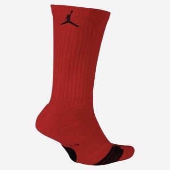 Баскетбольні шкарпетки Jordan NBA Crew Socks (SX7589-657) Червоний