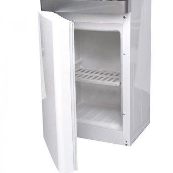 Кулер для воды напольный Lexical LWD-6004-1 550W/85W White (2_009655)