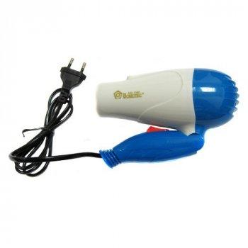 Фен для волосся дорожній Domotec MS-1390 складна ручка 1000W (2_009611)