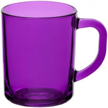 Набор чашек стеклянных Pasabahce Pub ENJOY PURPLE упаковка 12 шт (55029)