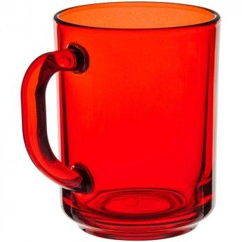 Набор чашек стеклянных Pasabahce Pub ENJOY RED 250 мл упаковка 12 шт (55029)