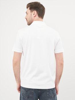Поло Lacoste DH2050-001 White