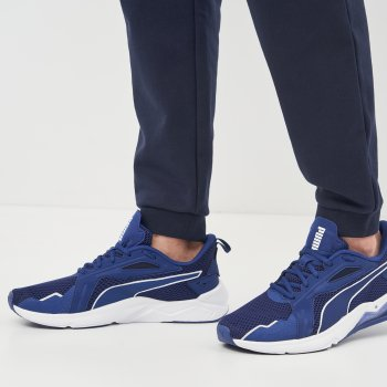 Кроссовки Puma Lqdcell Method 19368510 Elektro Blue-Puma White