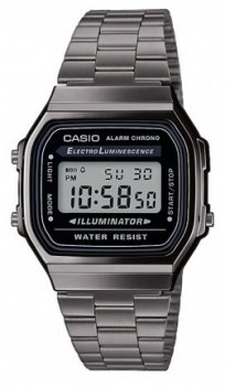 Годинник CASIO A168WEGG-1AEF