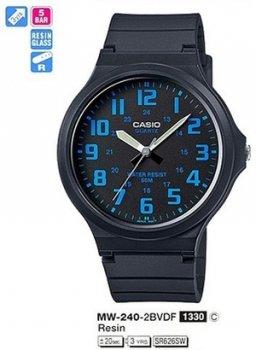 Годинник CASIO MW-240-2BVDF