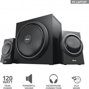 Акустична система Trust Yuri 2.1 Speaker Set (23696)