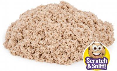 Пісок для дитячої творчості Kinetic Sand Colour з ароматом Печиво (71473С)