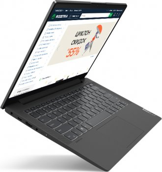 Ноутбук Lenovo IdeaPad 5 14ARE05 (81YM00DYRA) Graphite Grey