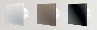 Вытяжной вентилятор Dospel VERONI GLASS 100 WHITE (007-7608A)