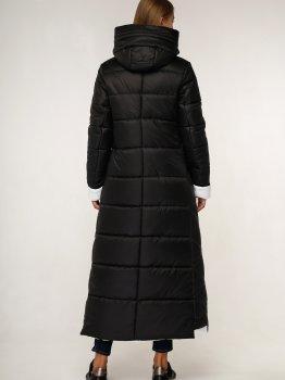 Куртка Favoritti ПВ-1202 Черная с белым