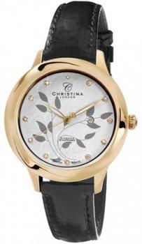 Годинник CHRISTINA 305GWBL-wave