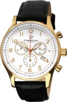 Годинник CHRISTINA 700GWBL