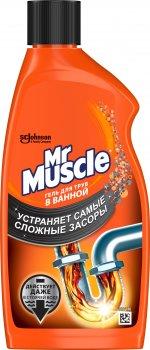 Гель для прочищення труб Mr Muscle проти важких засмічень 500 мл (5010182992760)