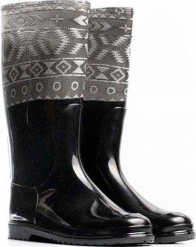 Резиновые сапоги OLDCOM Rainy Craft Черные