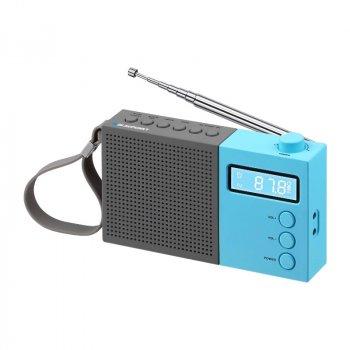Портативный радиоприемник Blaupunkt PR10BL (5901750501050)