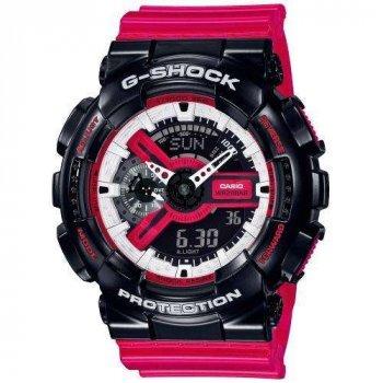 Годинник наручний Casio G-Shock CsG-ShckGA-110RB-1AER