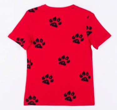 Футболка Coccodrillo Everyday Cat WC1143206ECA-009 Червона
