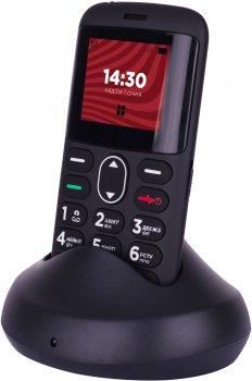 Мобільний телефон Ergo R201 Dual Sim Black
